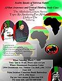 Chairman Jabari and Bro. Imhotep- Re-Awakening PanAfrikanism Unify Or Die DVD