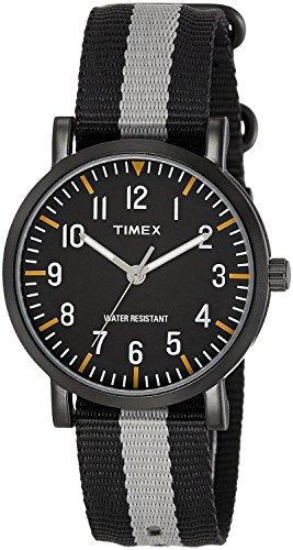 Timex-Unisex-Weekender-Analog-Nylon-Slip-Thru-Strap-Watch-TWEG15412