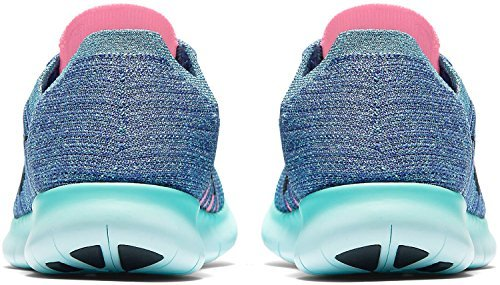 WMNS Nike Violet Flyknit Sneakers Trail Free Femme RN Running 6Pa1R