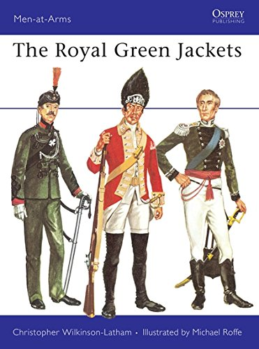 The Royal Green Jackets (Men at Arms Series, - Jackets Royal Green