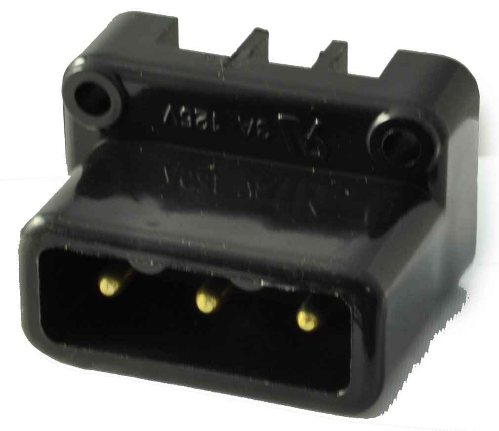 Generic Sewing Machine Cord Plug YUK3S-TB