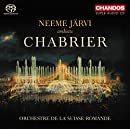 Neeme Jarvi Conducts Chabrier Orchestral Works
