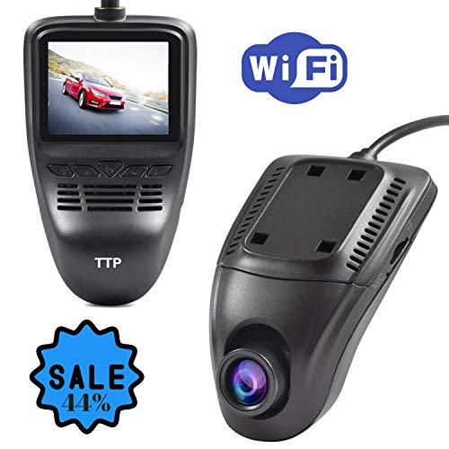 Driving Dash Cam Pro Camera, Car Front Dash Recorder Camera