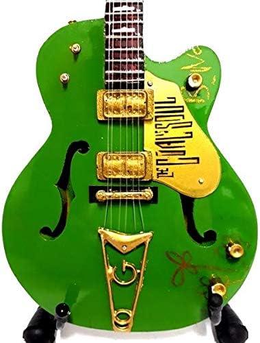 Guitare miniature Gretsch Irish falcon Bono U2