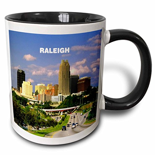 3dRose 58562_4 Raleigh North Carolina
