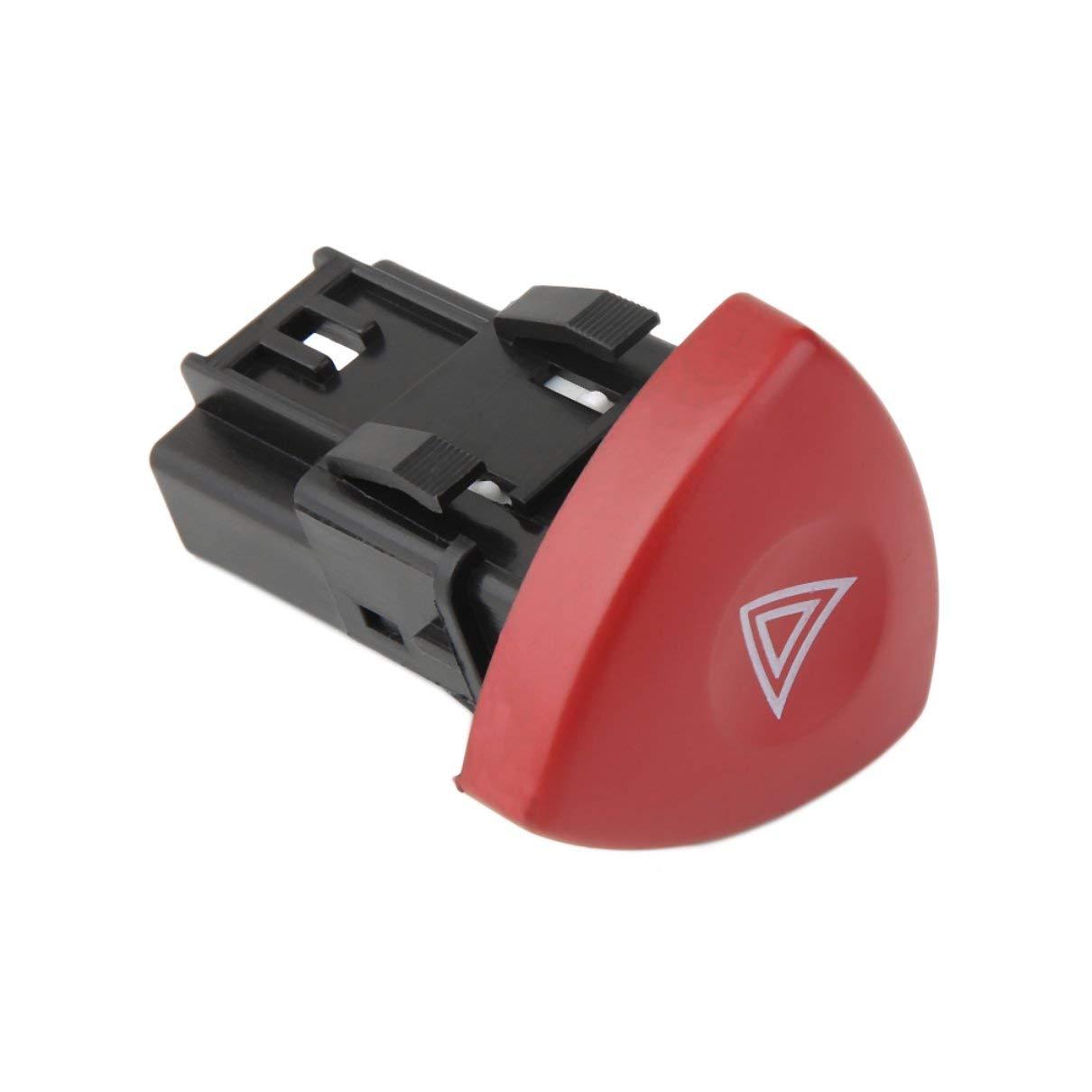 SaraHew74 Emergenza Pericolo lampeggiatore Spia Warnblinker Schalter per Renault Laa Master Trafic II Vauxhall 01-14