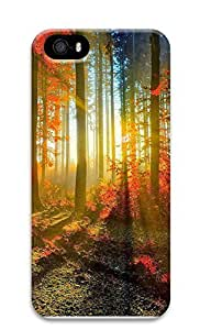 Case For Sam Sung Galaxy S5 Mini Cover landscapes nature sunlight trees 77 3D Custom Case For Sam Sung Galaxy S5 Mini Cover Cover