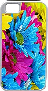 Diy For SamSung Galaxy S5 Case Cover Diamond Pattern Hot Pink and PeaIdeal Gift