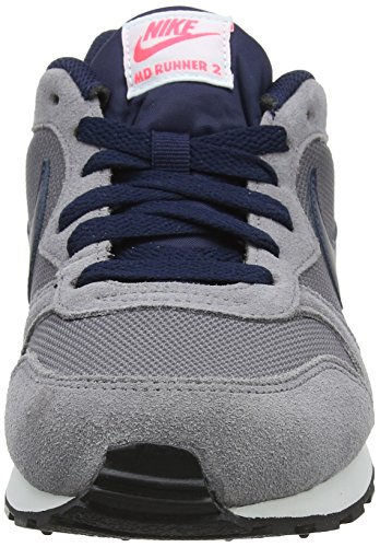 Nike Basses Gunsmoke Kinder Runner MD Mixte Sneakers 2 hot Obsidian Enfant 012 Gris Sneaker rrFqvY