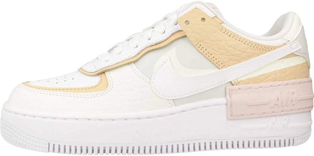 Nike Air Force 1 Shadow, Chaussure de Course Femme: Amazon