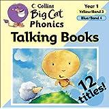 Collins Big Cat Audio - Phonics: Phonics Band 03 Yellow - 04 Blue