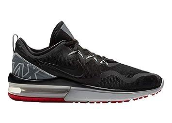 nouveau concept 9c61a 06145 Nike pour Homme Air Max Fury, Cargo Kaki/Black-Sequoia Noir ...