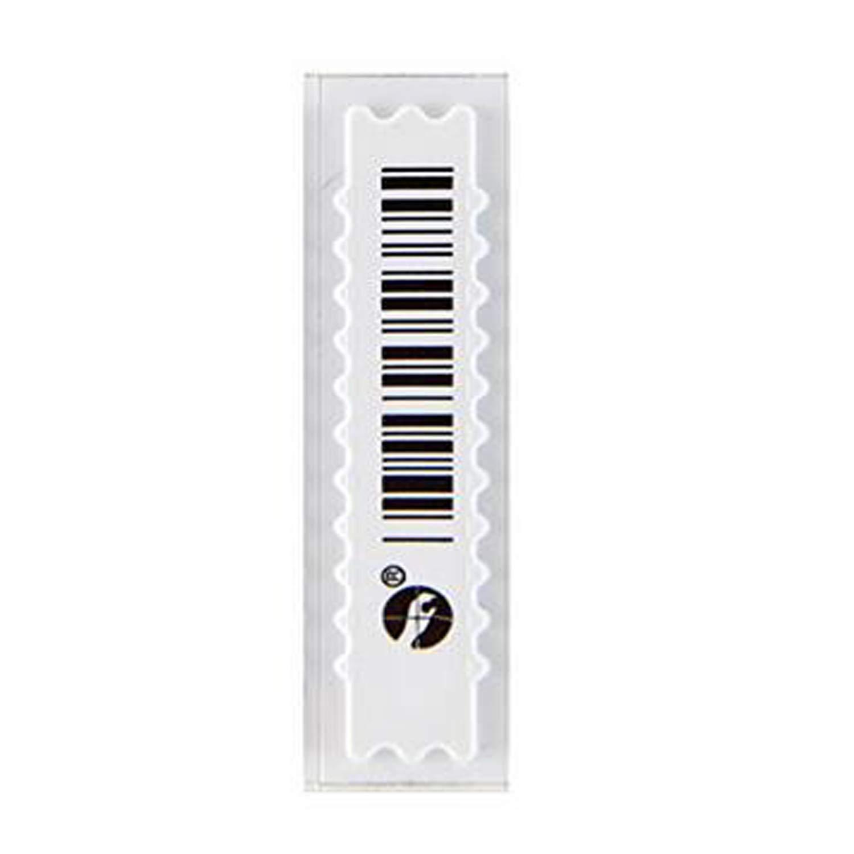 Sensormatic/Tyco Brand UltraStrip III, ZLDRSING1, Fake Barcode Tags, 1 Box of 5,000pcs