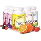Bariatric Fusion Multivitamin and Mineral Supplement - Available in 5 Flavors Variety Pack