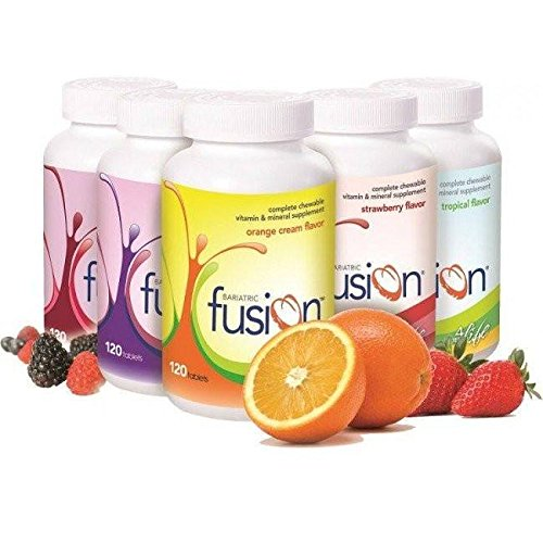 Bariatric Fusion Multivitamin and Mineral Supplement - Av...