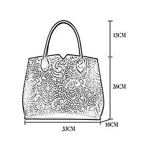 10 Mlle Sac ANLEI bandoulière 02 26 Main à à Mode Chinois 228 019 Messenger CM Sac Bag Style 33 qZwgXxpw