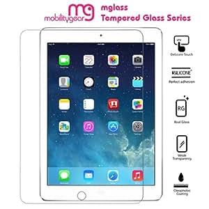 Movilidad Engranaje de cristal a prueba de golpes para Apple iPad Mini y Mini 2, Transparente