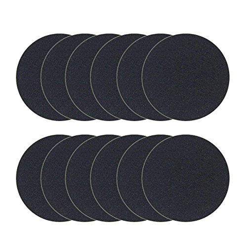 10 Pack Kitchen Compost Bin Filters Kitchen Compost Pail Filters Replacement,Round (7.25 Inch) ()