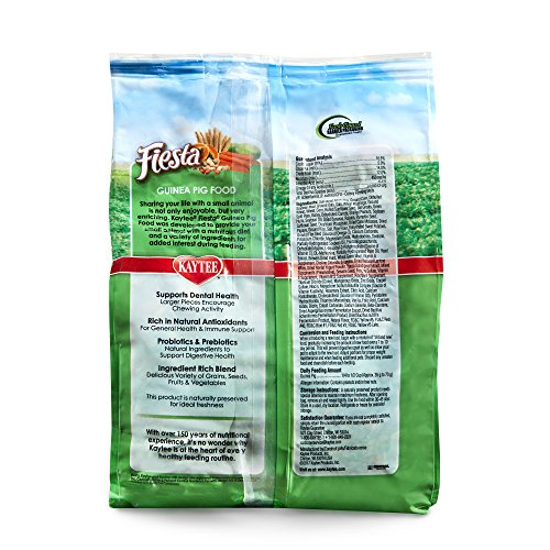 Image of Kaytee Fiesta Guinea Pig Food