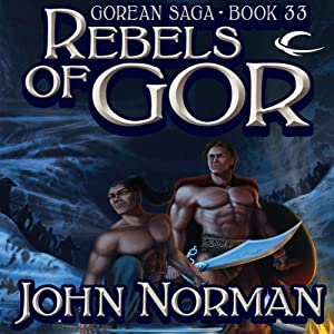 Rebels of Gor Audiobook