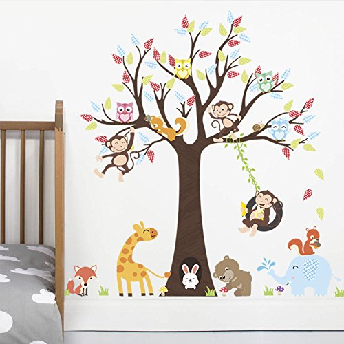 Buy animal decals for boys room