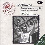 Beethoven: Symphonies No. 3- Eroica / No. 5 / No. 7