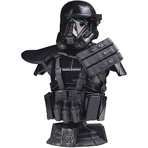 Star Wars Deathtrooper Death Trooper Specialist Mini Bust Statue Limited to (Gentle Giant Star Wars Busts)