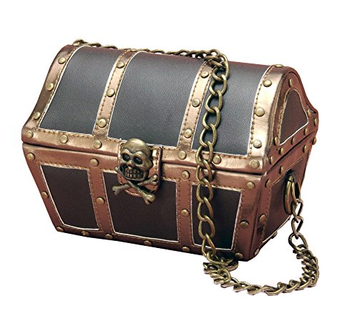 Forum Novelties Womens Pirate Handbag