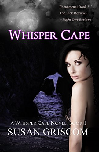 Book: Whisper Cape by Susan Griscom