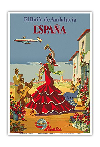 espana-spain-el-baile-de-andalucia-the-dance-of-andalusia-iberia-air-lines-of-spain-flamenco-dancers