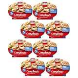 Hormel Compleats Chicken Alfredo, 10-Ounce Units (Pack of 8)