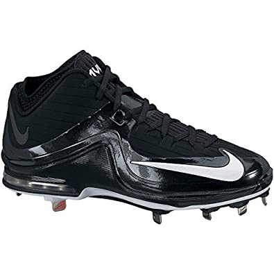 low priced a8458 de16c Nike Men s Air Max MVP Elite Mid Metal Baseball Cleat, Size 12