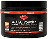 Olympian Labs Inc A-AKG Powder Arginine Alpha-Ketoglutarate Unflavored 90 g