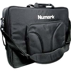 Numark Backpack Mochila Negro - Funda (Mochila, Negro, Lienzo, Espuma, De plástico, Numark NS6, 4TRAK, N4, iDJ Pro)