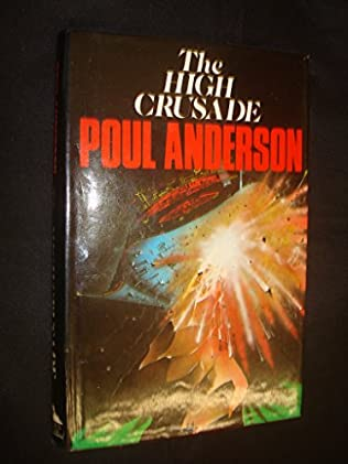 book cover of The High Crusade