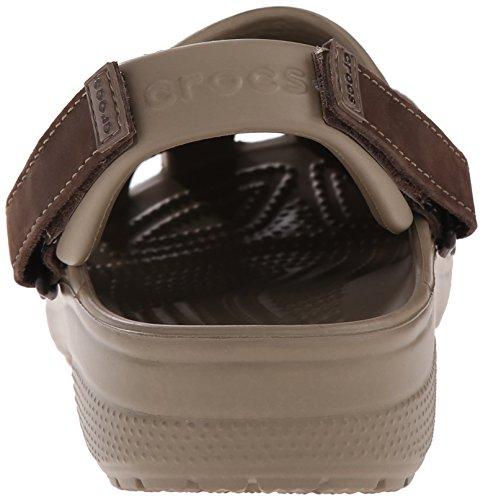 Espresso Khaki Yukon Crocs Clog Mesa Men's 5zFFXq