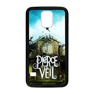 At-Baby Custom Band Pierce The Veil Fashion Style Pattern Samsung Galaxy S5 Case (Laser Technology) by runtopwell