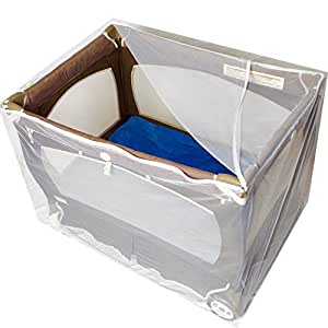 Amazon Com Baby Playpen Mosquito Net With Zippers