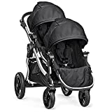 Baby Jogger 2016 City Select Double Stroller with 2nd Seat - Onyx