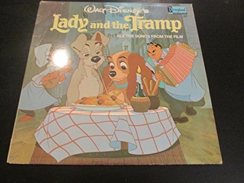 Walt Disney's Lady And The Tramp: All The Songs From The Film [VINYL LP] ()
