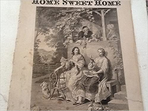 Home Sweet Home sheet music: H  R  Bishop: Amazon com: Books