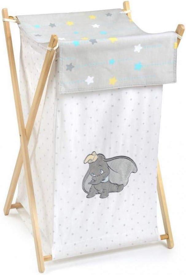 Dumbo Crib Bedding Accessory - Hamper/Laundry Basket