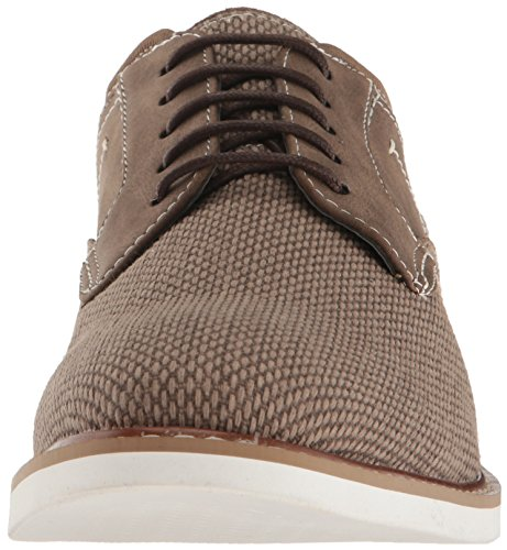 Steve Madden Mens Kershaw Oxford Taupe