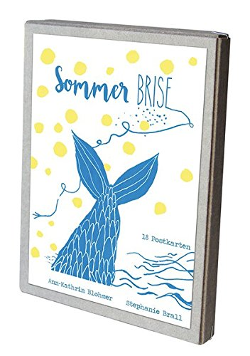 SommerBrise - Postkartenbox