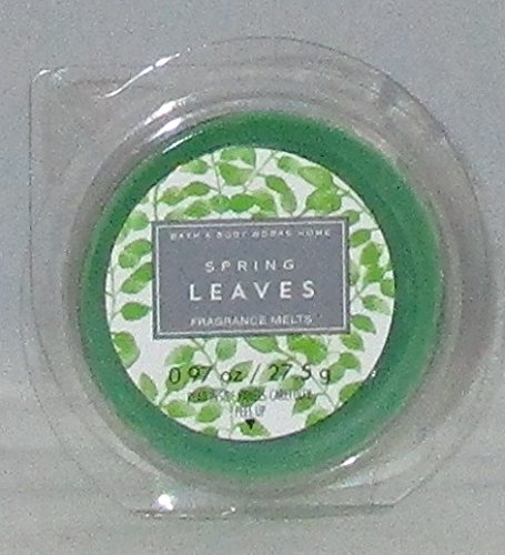 Bath & Body Works Wax Home Fragrance Melt Spring Leaves