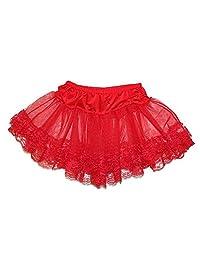 Leg Avenue Lace Trimmed Petticoat