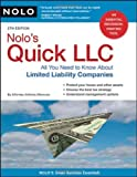 img - for Nolo's Quick LLC. by Mancuso Attorney, Anthony. (NOLO,2009) [Paperback] 5th Edition book / textbook / text book