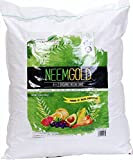 Neemtree Organics Neem Gold ( 4-1-2 ) Organic, Vegan Neem Seed Meal Fertilizer (44lb)