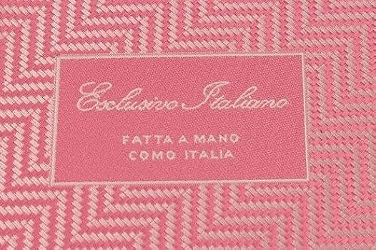 ESCLUSIVO ITALIANO - MILANO - CORBATA 7 PLIEGUES: Amazon.es: Ropa ...