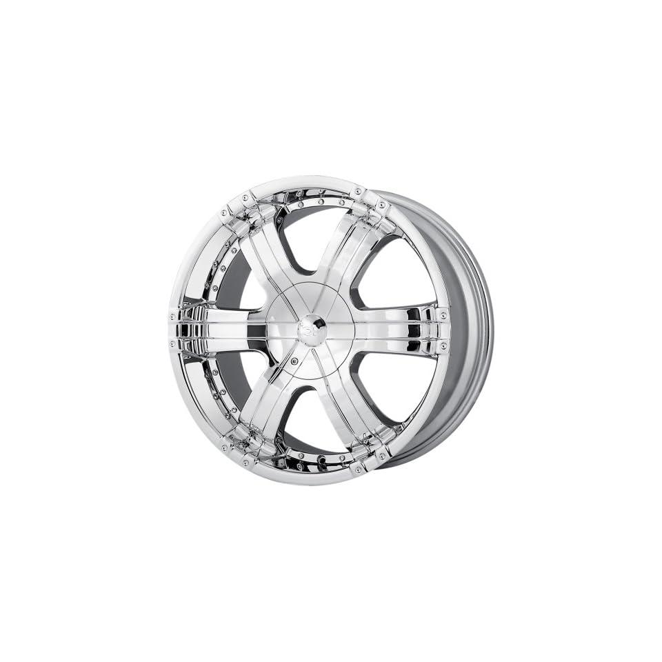 Ion Alloy 199 Chrome Wheel (20x9/6x139.7mm)